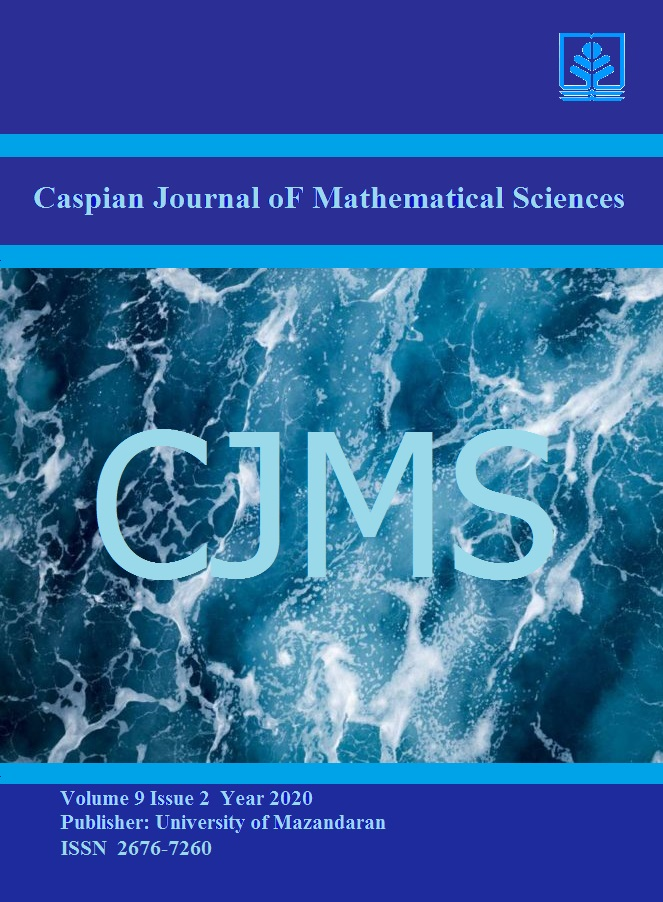 Caspian Journal of Mathematical Sciences